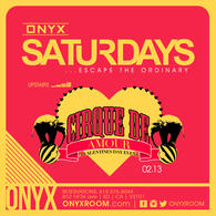 Onyx Saturday: Escape the Ordinary presents Cirque de Amour
