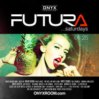 Onyx presents FUTURA... never before now!