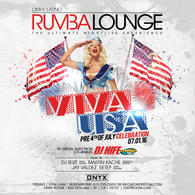 Rumba Fridays presents Viva USA (A 4th of July Party)