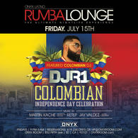 Rumba Fridays presents Colombian Independence Day Celebration