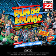 Rumba Lounge presents Comic Con Weekend Party