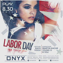 PLAY Saturdays presents Play Labor Day Fun