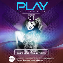 Play Saturday