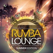 Rumba Lounge Friday presents CarnEVIL Masquerade