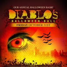 Halloween Party: Diablo's Ball