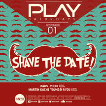 Movember Kickoff: SHAVE the Date
