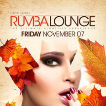 Rumba Lounge Friday presents Noviembre de Rumba
