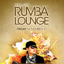 Rumba Lounge Friday presents DJ Frisko Eddy