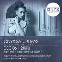 Onyx Saturday- Escape the Ordinary