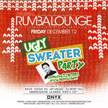 Rumba Lounge Friday presents Ugly Sweater Party