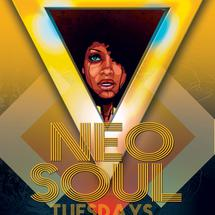 Neo Soul Tuesday presents Open Mic Night