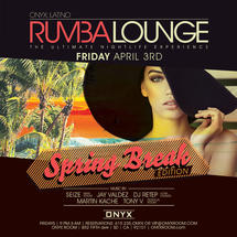 Rumba Lounge presents Spring Break