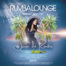 Rumba Lounge Fridays presents Junio de Rumba