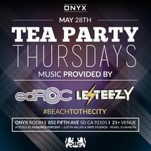 Tea Party Thursdays