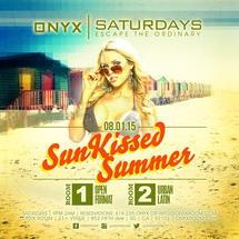 Onyx Saturday: Escape the Ordinary Sun Kissed Summer
