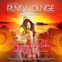 Rumba Lounge Fridays presents Agosto de Rumba