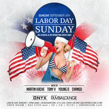 Official Labor Day Party!