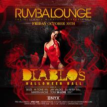 Rumba Lounge Fridays presents Diablo's Ball